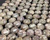 Ocean Fossil Jasper - Small Coin