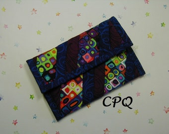 Quilted Coin Purse (CPQ)