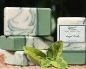 Sage Leaf Handmade Artisan Soap