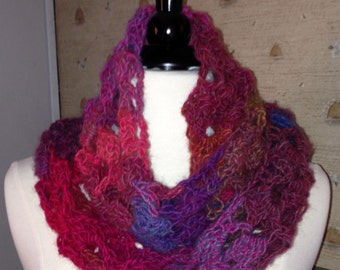 Crochet Scarf Pattern Aurora Borealis Super Simple Pattern