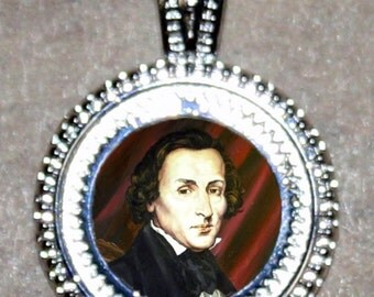 Frederic CHOPIN Pendant
