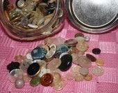 Button Jar - Vintage Button Collection