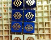 Custom order Glass Magnets for Cindy