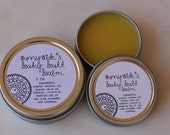Organic Baby Butt Balm, 2 oz and 1 oz With Essential Oils