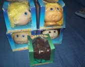 lot of 6 Doll Baby heads