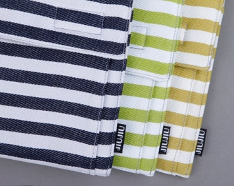 Laptop Case, for MacBook 11inch/13inch/15inch and other laptop models. Padded/Stripe.