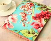 """13"""" macbook pro case 11""""Macbook Sleeve  13"""" Macbook Air Case Laptop Sleeve Laptop Cover in Hawaiian Flowers"""