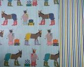 Full yard SET - Donkeys in Wellies