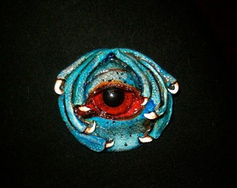Scarlet Vista Pendant