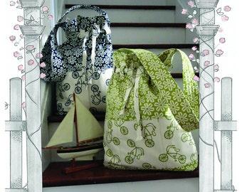 Sandy's Beach Bag PRINTED Pattern