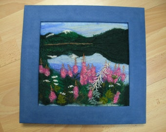 Needlefelt of Your Favorite Landscape Photo