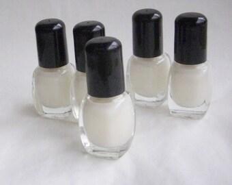 Nail Polish: Clear Base and Top Coat