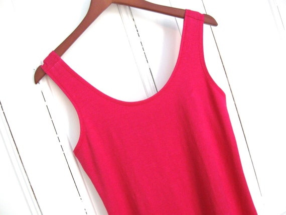 Dress in pink Hemp and Organic Cotton - On sale