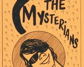 Question Mark And The Mysterians Mini-comic by Gabrielle Gamboa
