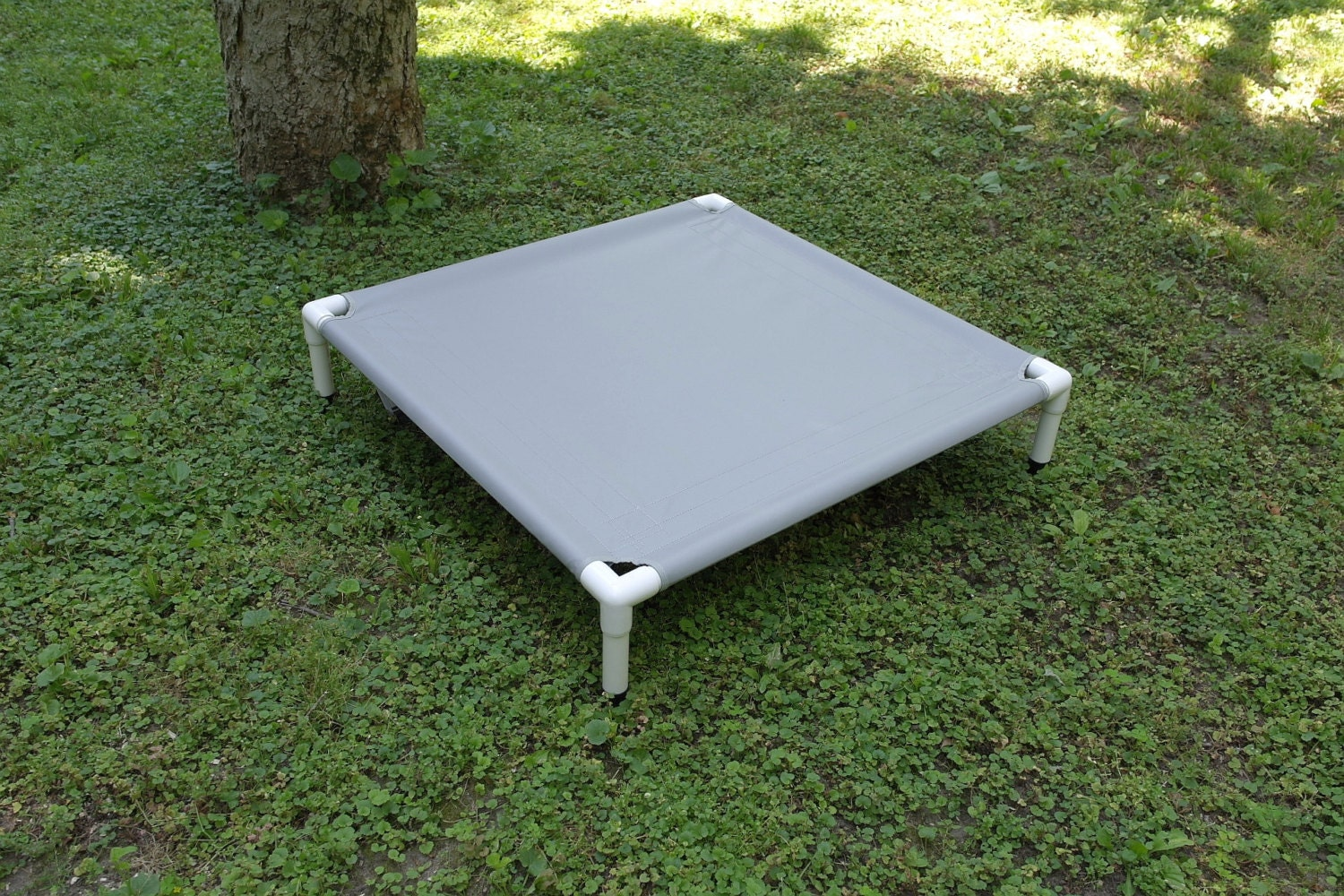 Pvc Dog Bed Outside Dog Bed Raised Pvc Cot Square Raised Canvas Dog Bed
