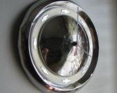 1955 Chevy hubcap clock no.2429