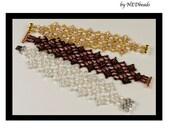 Bracelet Tutorial - Diamonds Are Forever