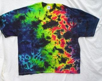 Galaxy Tie Dye Size 5X
