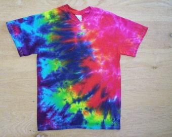 Youth Medium Tie Dye