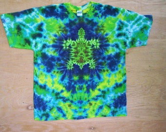 3X Spring Turtle Tie Dye