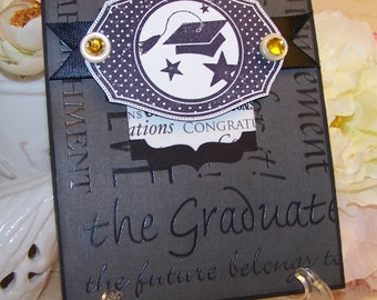 Graduation Card Handmade Graduation Card