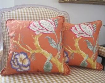Pair of Designer Pillows
