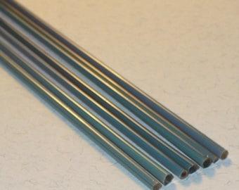 StrikingColor (Brad's Glass) NN213 - Handpulled Silver Stringers - 104 coe Glass - Katie Gee - SRA
