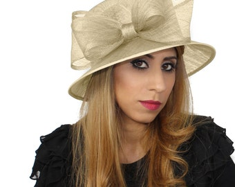 Couture Derby Hat, Lampshade Hat.   Derby hats, Women hats