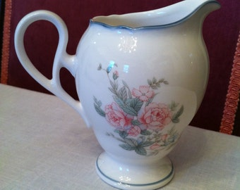 Noritake China Brighton Springs Creamer