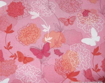 One Yard of Butterfly By Brother and Sister Designs