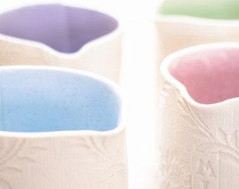 Porcelain Printed MILK Jug