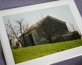 Meadowgrove Barn Photo Card Greeting