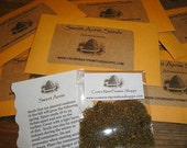 Free Shipping! Sweet Annie Seed Packet- Grow your Own Primitive Sweet Annie- smells great when dried- popular in crafts