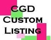 Custom Listing for Brittany R.