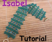 Isabel SuperDuo-Twin Bracelet PDF Tutorial
