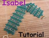 Isabel SuperDuo-Twin Bracelet PDF Tutorial