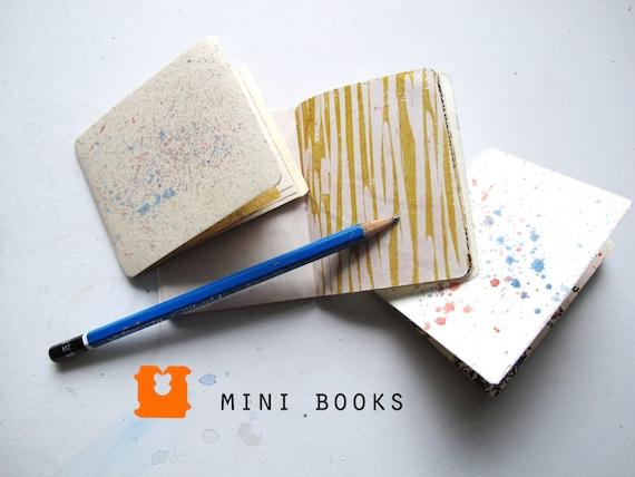 SPLAT - Set of 3 Mini Books