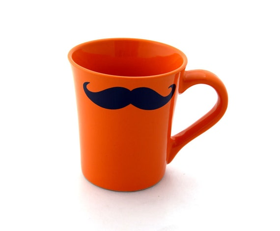 Mustaches Mug Mustache Mug Moustache Mug