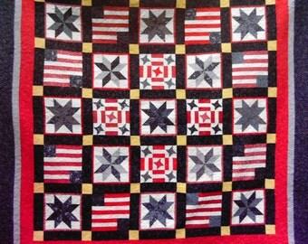 Patriotic/ Americana Quilts