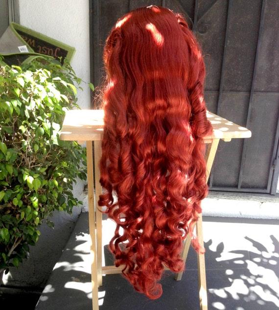 Ariel Broadway Wig