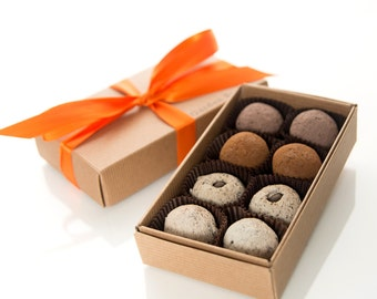 Seedbombs gifts - Culinary Basil Garden Bon Bons