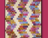 Tulsa Town Quilt Pattern from Villa Rosa Designs