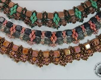 Kaira - Bead Woven Necklace Pattern