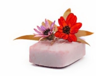 Peppermint Essential Oil Soaps - Organic Soaps - Vegan Soaps - Aromatherapy Soaps - All Natural Soaps - Bath And Beauty