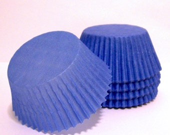 Light Blue Cupcake Liners- Choose Your Quantity