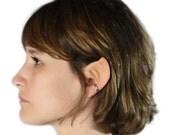 Handmade Halfling/Elf Ears-- latex ear tips, great for cosplay, costumes, Lord of the Rings, Hobbit