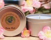 8oz DOWNY FRESH Soy Candle Travel Tin