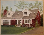Custom Painting of your House, Cottage, Business, Farm, Landscape