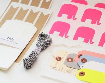 Gift Wrap Kit - Blogshop Special