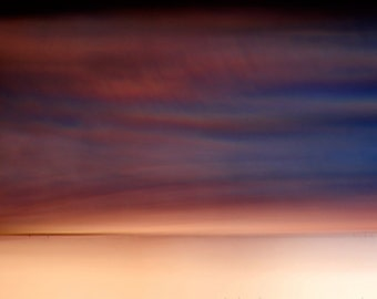 Number 355.  fine art photograph. abstract landscape. surreal. giclee
